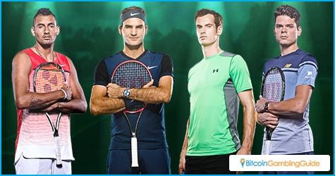 Wimbledon Men's Bracket