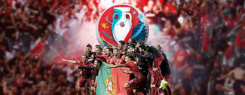 UEFA Euro 2016 Champion
