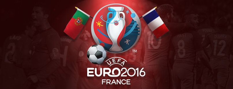 Portugal & France Clash For Euro 2016 Finals