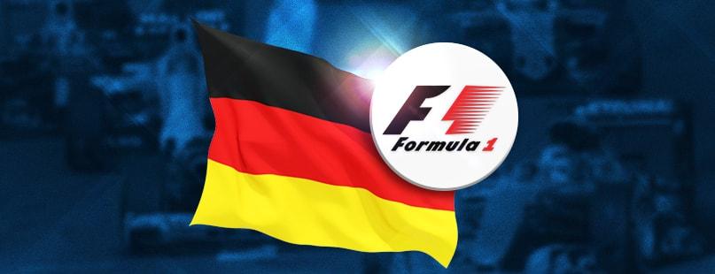 F1 German Grand Prix Can Add To Hamilton's Lead