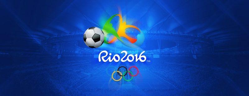 Football In Rio 2016 Olympics