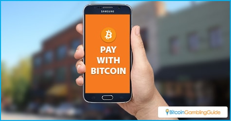 Pay With Bitcoin