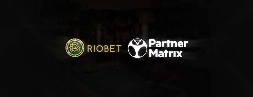 Riobet Casino Welcomes PartnerMartix On Board