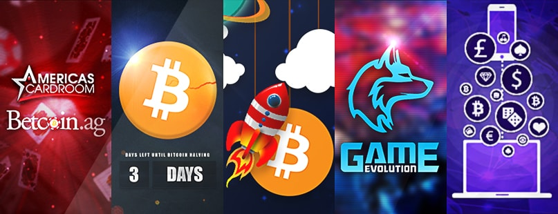 Roundup: Bitcoin Halving, UltraPlay & Jackpots