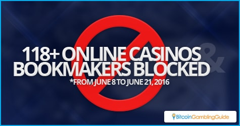 Online Gambling Censorship