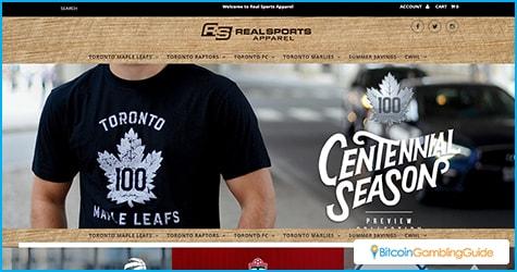Toronto Raptors Team Shop