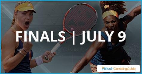 Serena Williams vs. Angelique Kerber