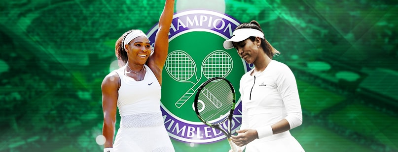Wimbledon: Muguruza Falls But Williams Progresses