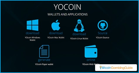 YoCoin Wallets