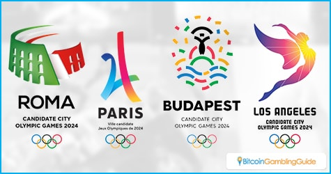 Cities bidding to host 2024 Olympics