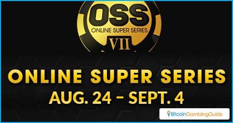 Online Super Series now live on Americas Cardroom