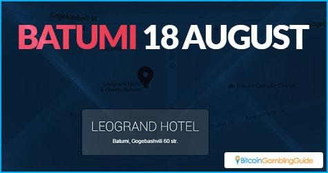 Batumi Casino Forum 2016
