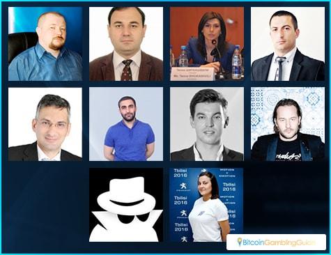 Batumi Casino Forum Speakers