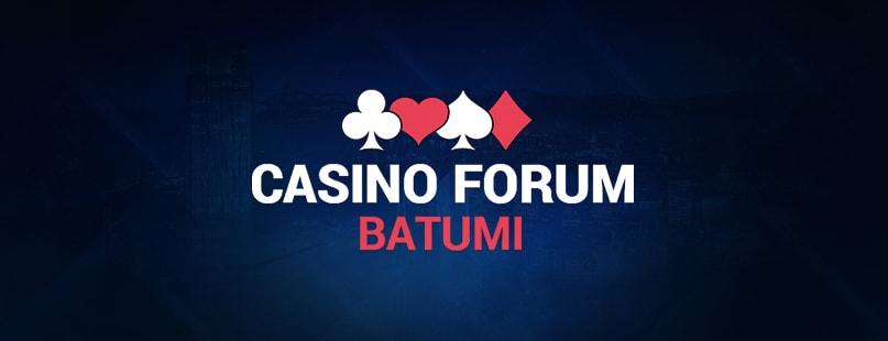 Batumi Casino Forum Pushes Gambling Zone Forward