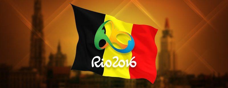 Belgium in Rio 2016 Olympics