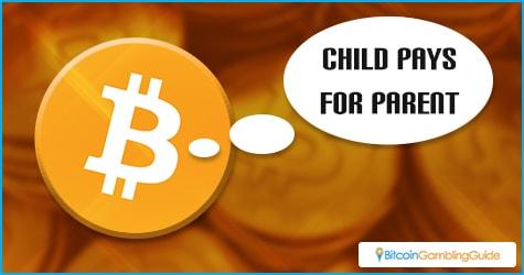 Child pays for parent