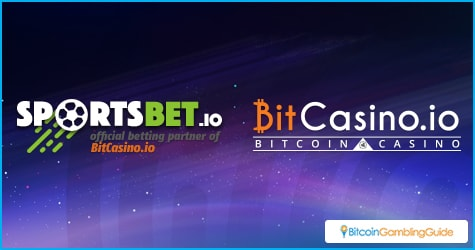 SportsBet.io and BitCasino.io will feature OneTouch Blackjack