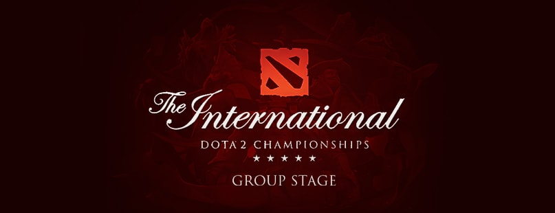 The International's Group Stage Begins To Rev Up