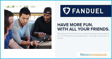 FanDuel  introduces Friends Mode