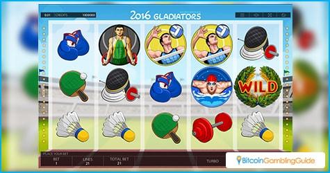 2016 Gladiators