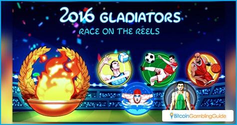 2016 Gladiators Slot