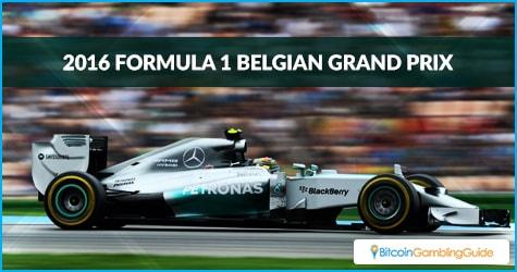 2016 Formula 1 Belgian Grand Prix