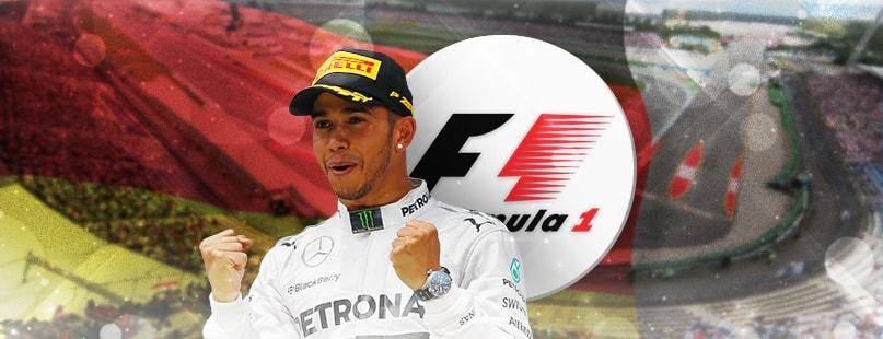 Hamilton Takes Lead in F1 World Championship