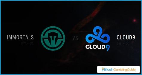 LCS NA Semifinals: Immortals vs. Cloud9