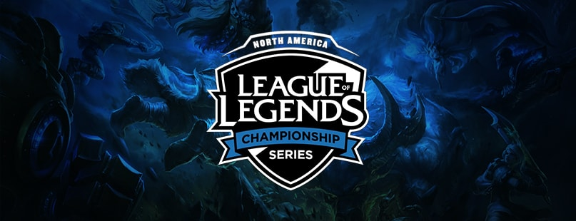 Odds For LCS North America Out For Bitcoin eSports