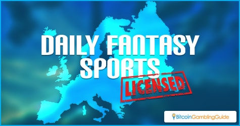 Licensed Daily Fantasy Sports
