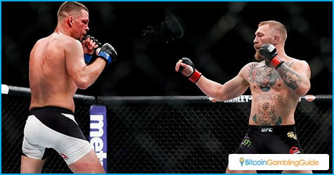 McGregor vs Diaz rematch