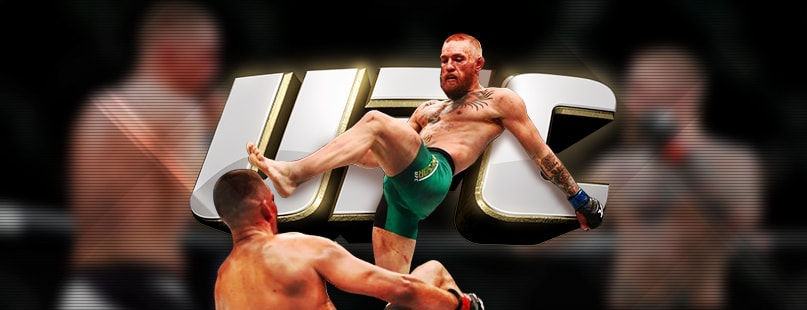 Just Like In The Odds: McGregor Dominates Diaz