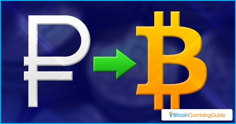 Convert Bitcoin to Ruble