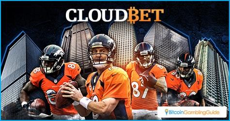 Cloudbet offers NFL odds