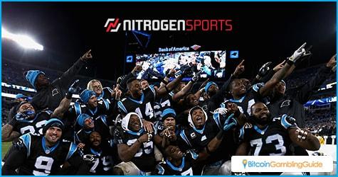 Nitrogen Sports offers NFL odds