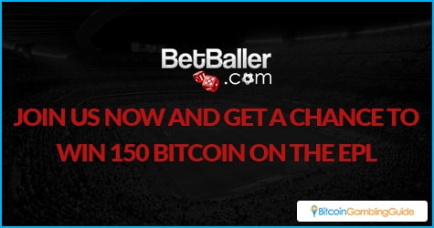 BetBaller 150 BTC EPL Giveaway