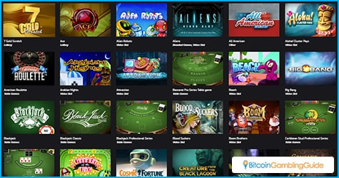 More NetEnt Games for the market