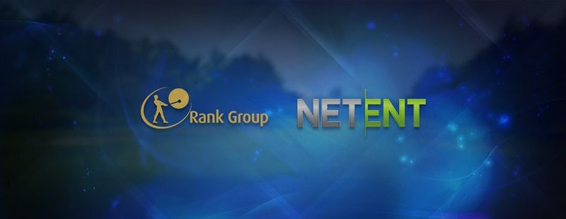 NetEnt Targets UK Market With Rank Group Deal