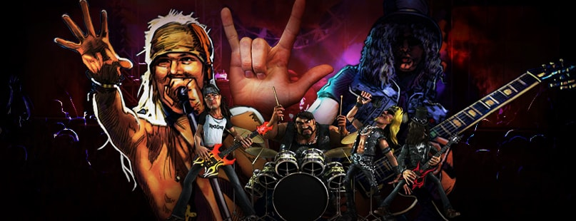 Keep Rocking: Guns N Roses Slot vs. Rock Star Slot