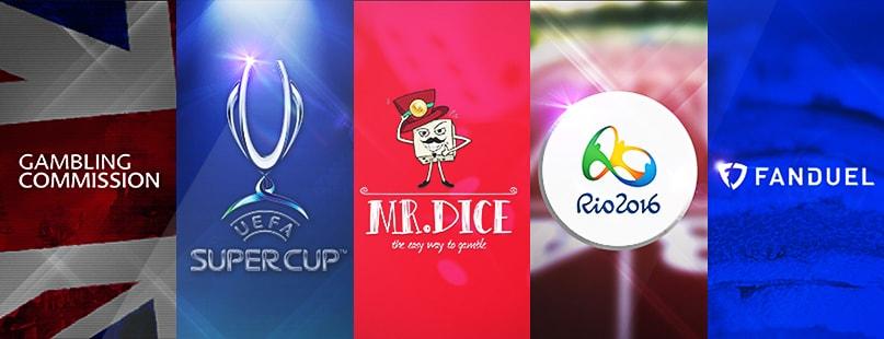 Roundup: UK Gambling Commission, MrDice & FanDuel