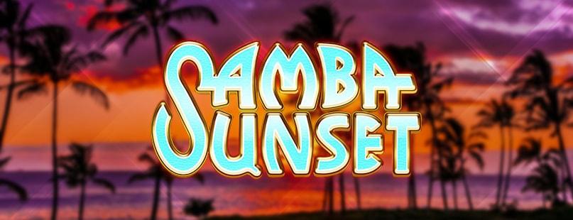 Samba Sunset Slot Perfect For Rio 2016 Olympics