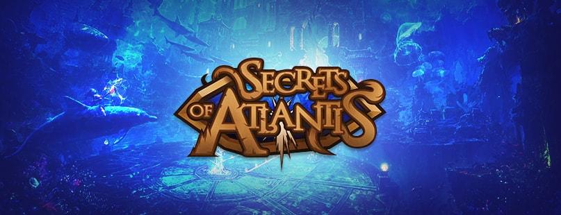 NetEnt Reveals The Secrets Of Atlantis In New Slot
