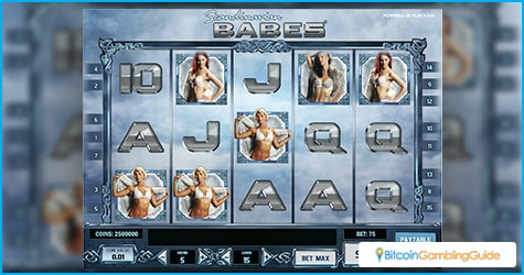 Scandinavian Babes slot available in Bitcoin casinos