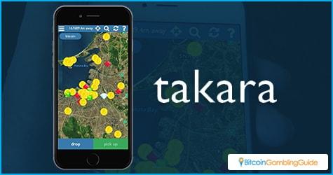 Takara Geocaching