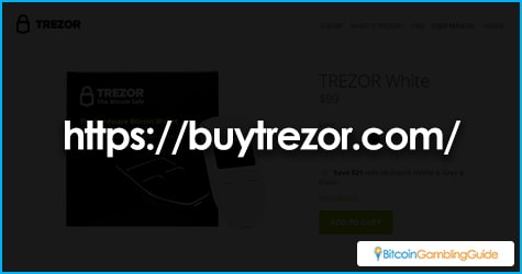 Trezor Official Website