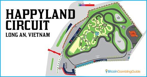 HappyLand Circuit in Vietnam