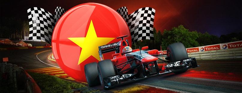 Gambling Restrictions Mar Vietnam's Formula 1 Plan