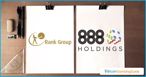 Rank Group and 888 Holdings