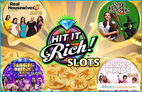 Hit it Rich! Slots