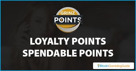 4Grinz Grinz Points